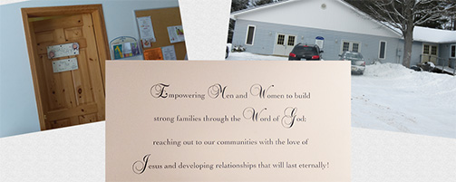 Our building and purpose