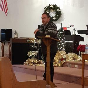 Pastor Josh Perks