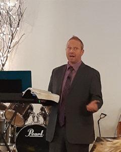 Pastor John Trotter