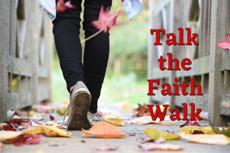 Talk the Faith Walk - Matthew 21:21-22